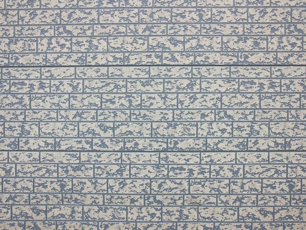 Achtergrond van stenen muur textuur met abstracte tekening