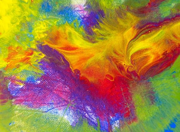 Achtergrond van verschillende kleurensamenvatting