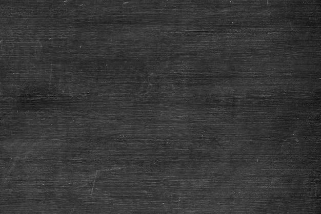 Achtergrond van zwart schoolbord met lege ruimte