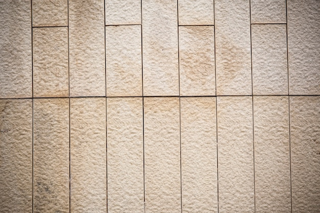 Achtergrond vuile witte tegels.