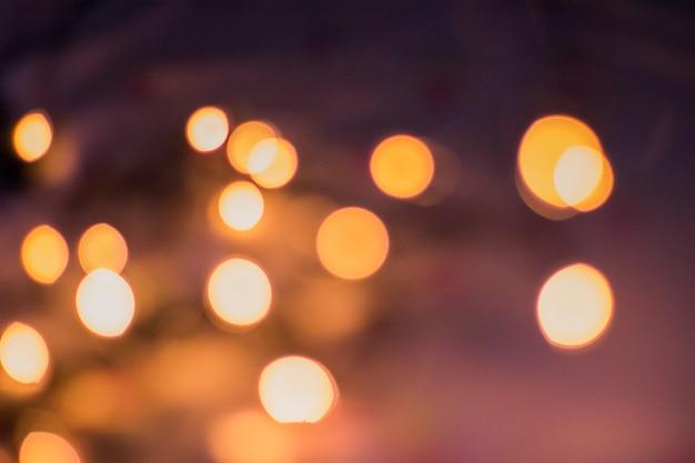 Achtergrond wazig licht
