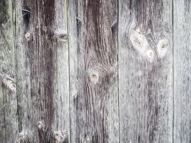Achtergrondafbeelding is een fragment van een houten hek