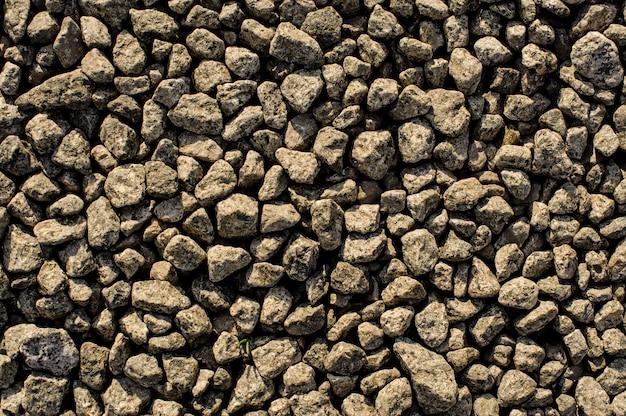 Achtergrondafbeelding van de bruine en grijze rotsen