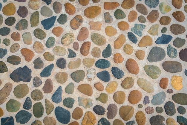 Achtergronden blokken verweerde rots oud