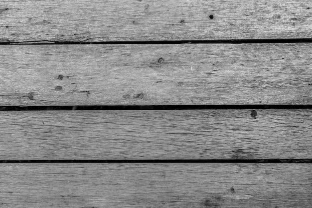 Achtergronden en texturenconcept, oud houten textuur of achtergrondbehang