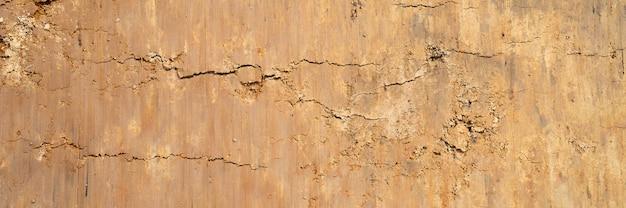 Achtergrondstructuur van glad oppervlak. bovenaanzicht. banner
