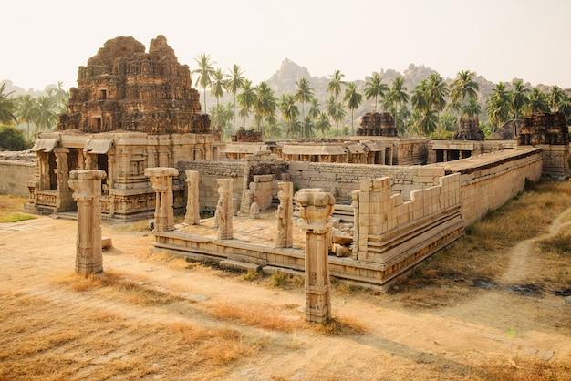 Achutaraya tempel in hampi