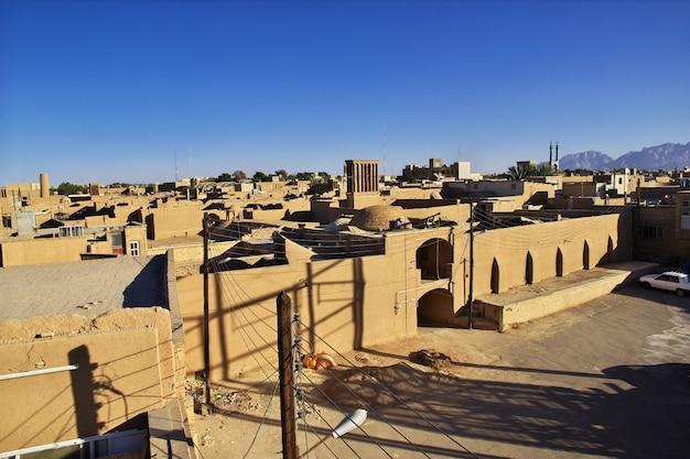 Acient stad yazd in iran