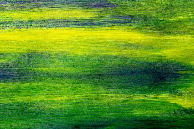 Acryl penseelstreken textuur