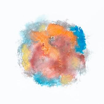 Acryl schilderij aquarel ontwerp