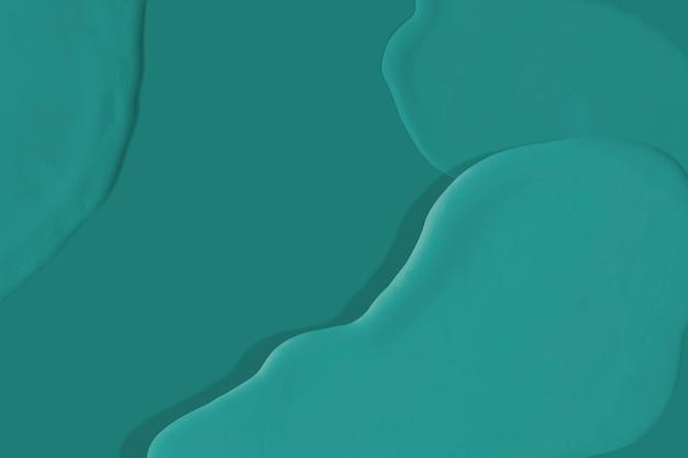 Acryl textuur achtergrond oceaan behang