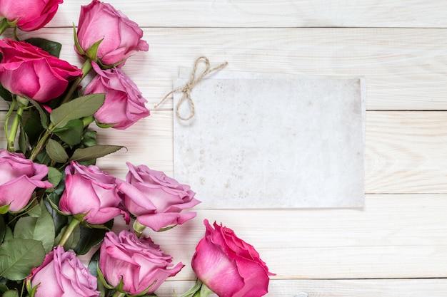 Afbeelding met rozen.