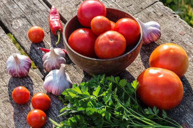 Afbeelding met tomaten.
