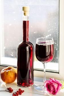 Afbeelding met wijn.
