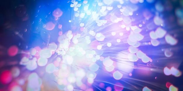 Afbeelding wazig voor achtergrondsamenvatting en kan een illustratie zijn bij een artikel van bokeh-licht