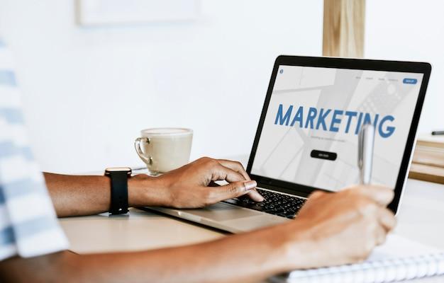 Afdeling marketing