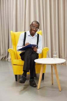 African show host