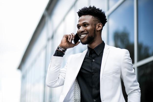 Afrikaanse computer stijlvolle mobiele nationaliteit mode