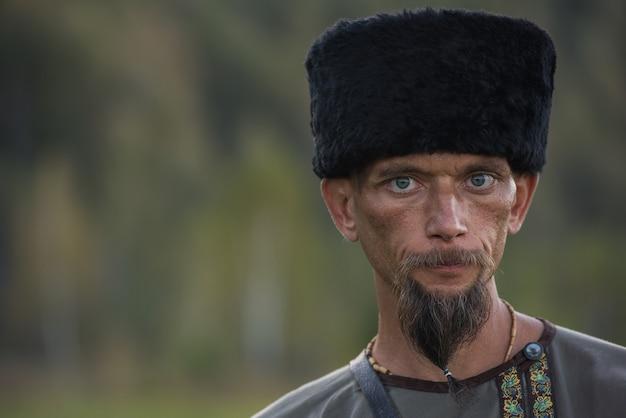 Afstammelingen van de kozakken in de altai