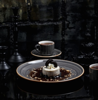 Agendaproducten, cheesecake met oreokoekjes
