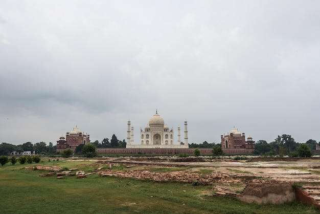 Agra-stad taj mahal india