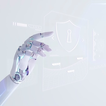 Ai-cyberbeveiliging, machine learning-virusbescherming