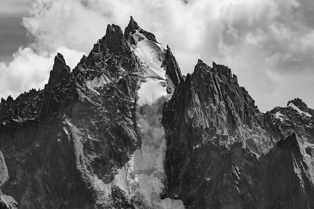 Aiguille du grepon, mont blanc-massief