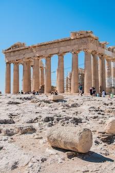Akropolis in griekenland