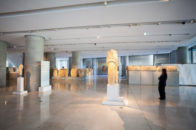 Akropolismuseum in athene