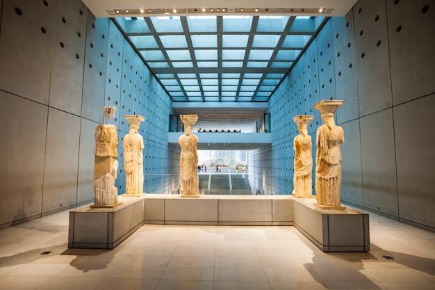 Akropolismuseum in athene