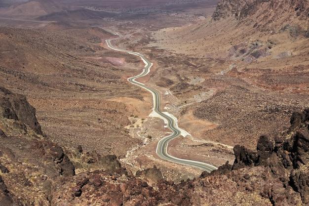 Al shaq great canyon, saoedi-arabië