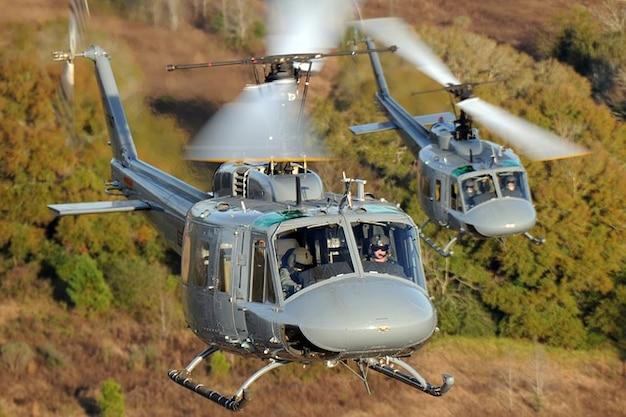 Alabama vliegtuigen landschap helikopters hemel