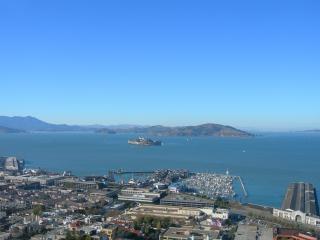 Alcatraz californië