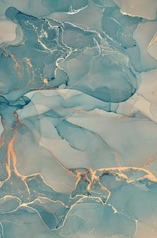 Alcoholinkt kleuren doorschijnend. abstracte veelkleurige marmeren textuurachtergrond. ontwerp inpakpapier, behang. acrylverf mengen. moderne vloeiende kunst. alcoholinktpatroon