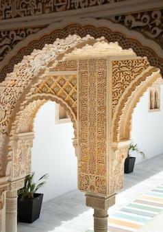 Alhambra van poble espanyol in palma de mallorca