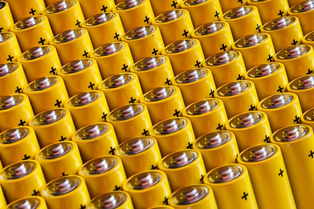 Alkaline batterij aa maat
