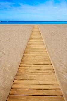 Almeria cabo gata san jose strand spanje