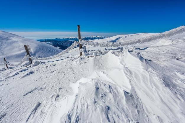 Alpine landschap