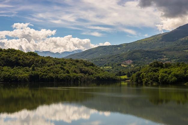 Alpine meer