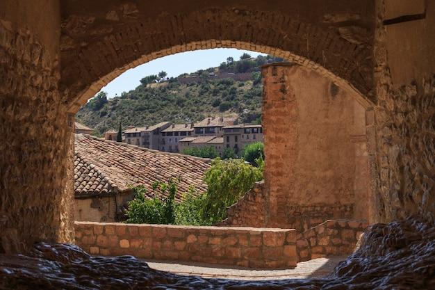 Alquezar is een middeleeuws stadje in het noorden van spanje.