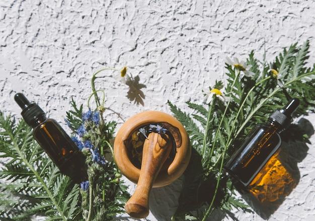 Alternatieve geneeskunde natuurlijke geneeskunde en aromatherapie