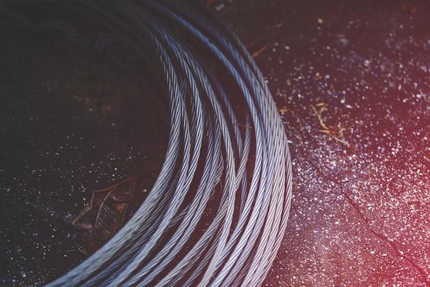 Aluminium walsdraad voor industrieel gebruik