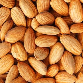Amandel. amandelen macro. amandelen amandel noten