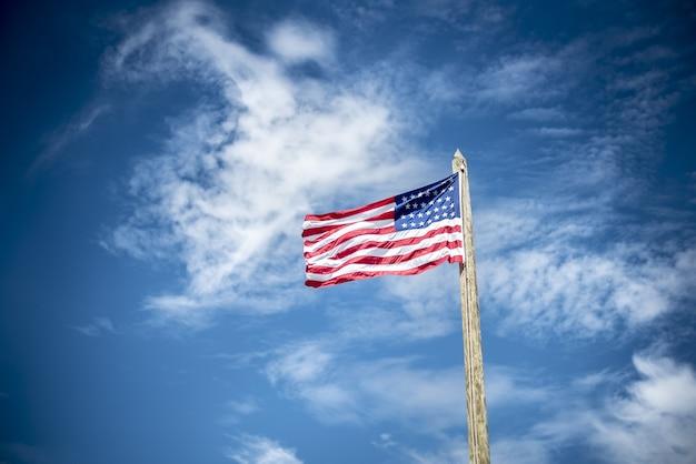 Amerikaanse amerika vlag