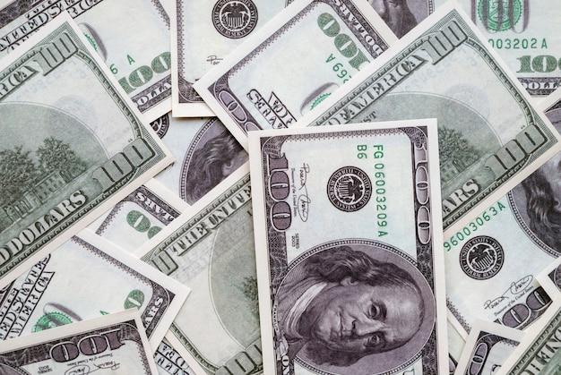 Amerikaanse honderd-dollarbiljetten