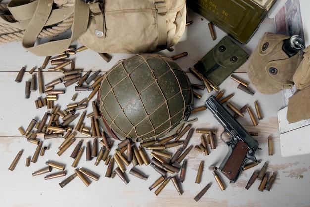 Amerikaanse militaire uitrusting van de tweede wereldoorlog