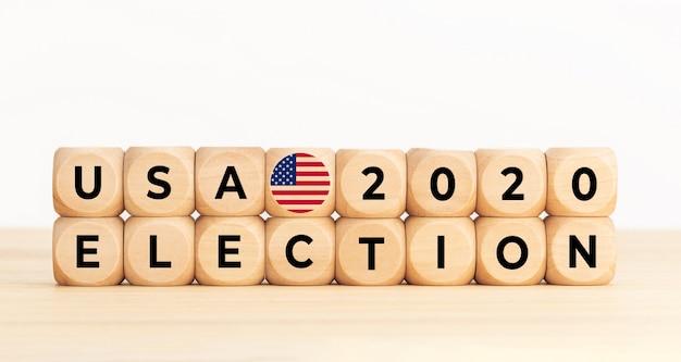 Amerikaanse presidentsverkiezingen 2020