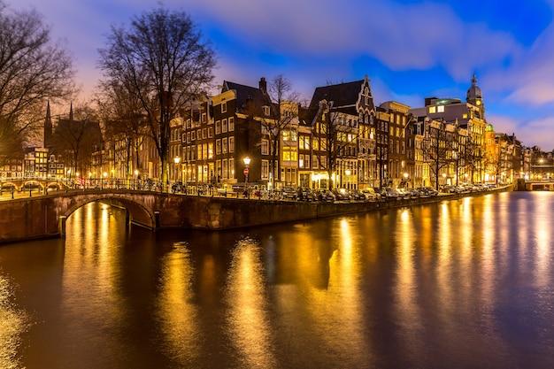 Amsterdamse grachten nederland
