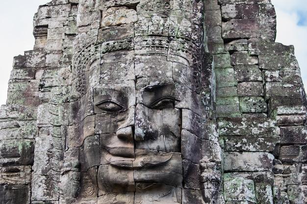 Angkor tempel van kambodja