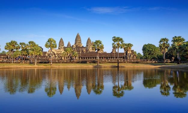 Angkor wat, angkor thom, siem reap, cambodja
